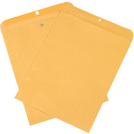 "12"" x 15-1/2"" Kraft Clasp Envelopes 500 Pack by"