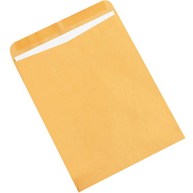"11-1/2"" x 14-1/2"" Kraft Gummed Envelopes 250 Pack by"