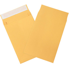 "10"" x 13"" x 2"" Kraft Expandable Self-Seal Envelopes 100 Pack by"