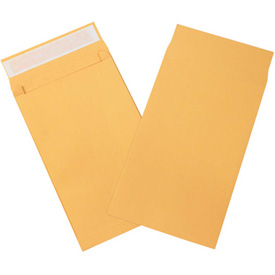 "10"" x 15"" x 2"" Kraft Expandable Self-Seal Envelopes 250 Pack by"