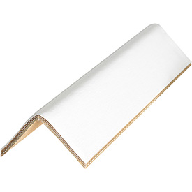 """Edge Protector 2-1/2"""" x 2-1/2"""" x 48"""" 0.160 Thickness - 48 Pack"""