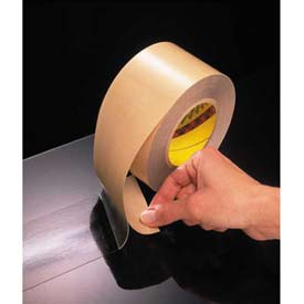 3M™ Adhesive Transfer Tape 465 Hand Rolls 1 x 60 Yds 2 Mil, Pack of 6