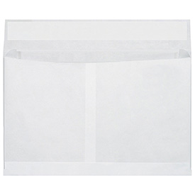 "10"" x 15"" x 2"" White Expandable Tyvek Envelopes 100 Pack by"