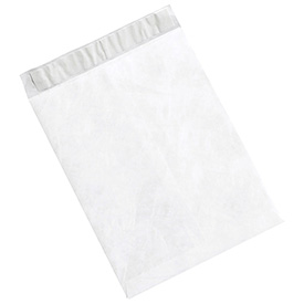 "12"" x 15-1/2"" White Flat Tyvek Envelopes 100 Pack by"