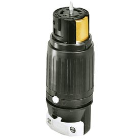 Bryant CS6364 Locking Device Connector,125/250V, 50A
