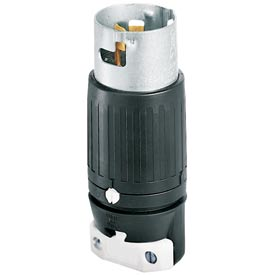Bryant CS8365 Locking Device Plug, 3PH 250V, 50A