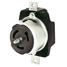 Bryant CS8469A Locking Device Receptacle, 480V, 50A