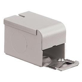 Bryant HBL2010A2GY Entrance Fitting, Gray
