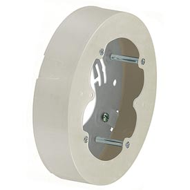 Bryant HBL5739AABIV Round Fixture Box for Audible Alarms
