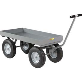 "Little Giant® 3"" Deep Lip Wagon Truck CH-2448-X3-16P - 24 x 48 - 3000 Lb. Cap."