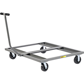 Little Giant® Pallet Dolly with T-Handle PDT-4848-6PH - 48 x 48
