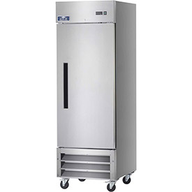 "Arctic Air AF23 Reach In Freezer, 1 Door, White, 23 Cu. Ft., 26-3/4""W x 32-3/4""D... by"