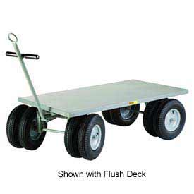 Little Giant® 8-Wheeler Wagon Truck CD-3672-16P-CR - Lip Edge - 36 x 72