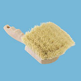 "8-1/2"" Plastic Utility Brush W/ 2-1/2"" Tampico Bristles BWK4208 Package Count 12 by"