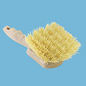 "8-1/2"" Plastic Block Utility Brush W/ 2-1/2"" Polypropylene Bristles BWK4308... by"