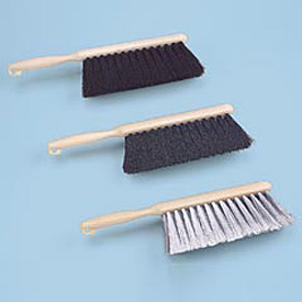 "8"" Counter Brush W/Tampico Bristles, Tan - BWK5208 - Pkg Qty 12"