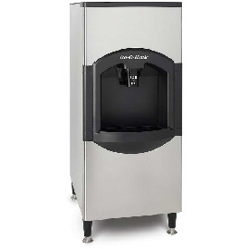 Ice Dispenser, Floor Model, 180 lb Ice Capacity Ice Maker Sold Seperately by