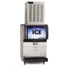 Ice Maker, Soft, Chewable Ice Crystals, Approx 684 lb / Day Production