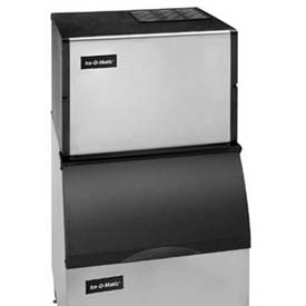 Ice Maker, Air-Cooled, Approx 499 Lb Production Half Size Cube