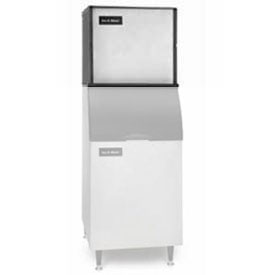 Ice Maker, Approx 652 Lb Production Half Size Cube