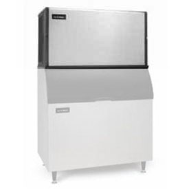 Ice-O-Matic Ice Maker - Half Size Cubes, Up To 1,386 Lbs. Production Per Day