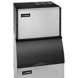 Ice Maker, 352 lbs. Production / Day, Full Size Cubes