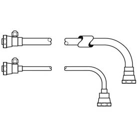 Precharged Tubing Kit, 25 Ft., For Units Using R-404A Refrigerant 25 Ft