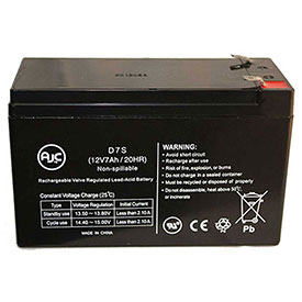Buy AJC Medical Data Escort Upgrade 12V 7Ah Medical Battery