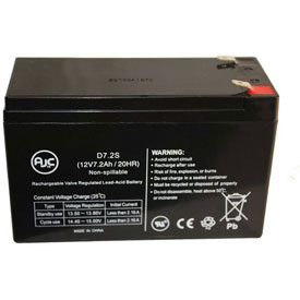 AJC® Eaton Powerware PW3105-700 12V 7Ah UPS Battery