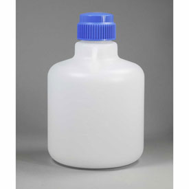 Bel-Art Autoclavable Carboy without Spigot 107940025, Polypropylene, 10 Liters, White, 1/PK by