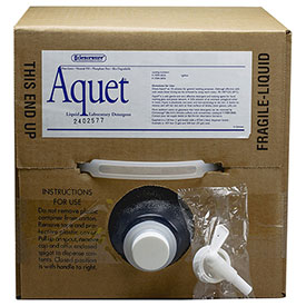 Bel-Art F17094-0050 Aquet Detergent for Glassware and Plastics, 5 Gallon Cubitainer Package Count 6 by