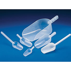 Bel-Art F36753-0000 Polypropylene Scoops, 8 oz. Capacity, 12/PK Package Count 3 by