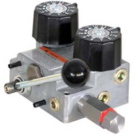 Buyers Hydraulic Spreader Valve, HV1030, Valve Only, 10/30 GPM, 155 LPM, 2000 PSI, 140 BAR by