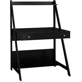 Myspace Alamosa Ladder Desk Classic Black