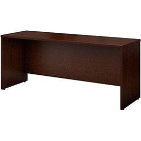 "Bush Furniture Credenza Shell - 72""W x 23-3/8""D - Mocha Cherry - Series C"