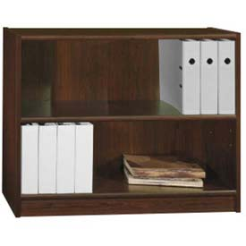 "Universal 30""H Bookcase Vogue Cherry"