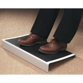 Deluxe Size Foot Rest - Platinum
