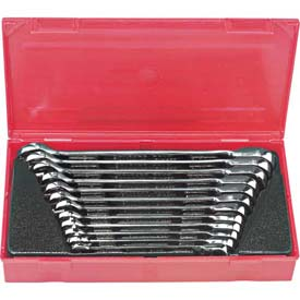 Click here to buy Blackhawk BW-1450 12 Piece Metric Rev. Ratcheting Combo Wrench Set, 12 Point.