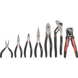 Blackhawk PT-1007S 7 Piece Electricians Pliers Set by