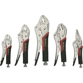 Click here to buy Blackhawk PT-1105S 5 Piece Locking Pliers Set.