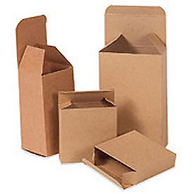 "Chip Carton 5-1/4"" x 2-1/4"" x 5-1/4"" - 250 Pack"