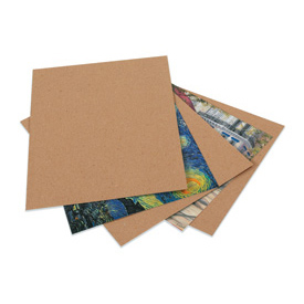 "Heavy Duty Chipboard Pad 8-1/2"" x 14"" - 575 Pack"