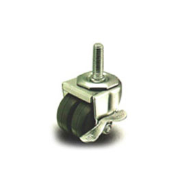 Shepherd® C00 Series Threaded Stem Caster C0020748ZN-TPR01(GG)B