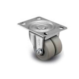 Shepherd® C00 Series Top Plate Caster C0020120ZN-POS01(KK)