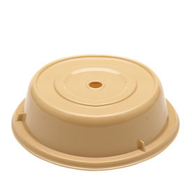 "Cambro 1000CW133 - Camcover  10 3/16"",  Beige - Pkg Qty 12"