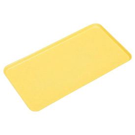 Cambro 1218MT145 - Market Tray 12x18, Yellow - Pkg Qty 12