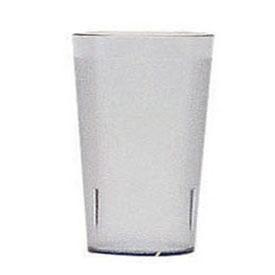 Cambro 800P2152 - Tumbler, Colorware, 8 Oz., 24 Qty.,  Clear - Pkg Qty 24