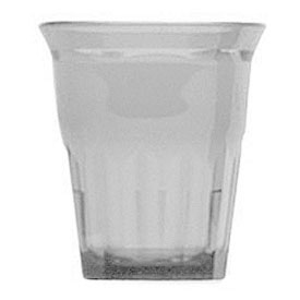 Cambro 850CW152 Tumbler Camwear, 8.5 Oz., Clear Package Count 48 by