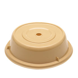 "Cambro 909CW133 - Camcover 9 3/4"",  Beige - Pkg Qty 12"