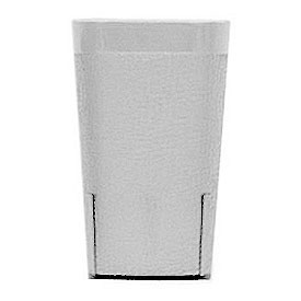 Cambro 950CW152 Tumbler Camwear, 9.5 Oz., Clear Package Count 48 by